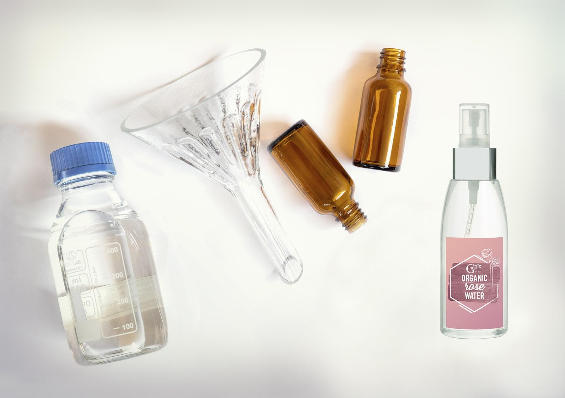дезинфектант с розова вода GHoney