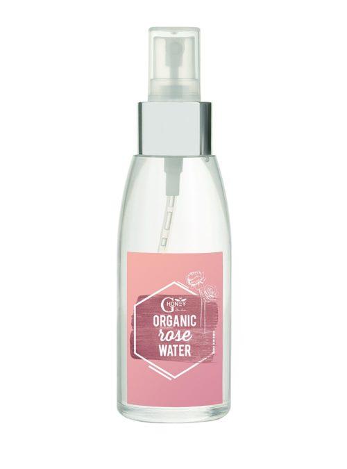 Органична розова вода GHoney