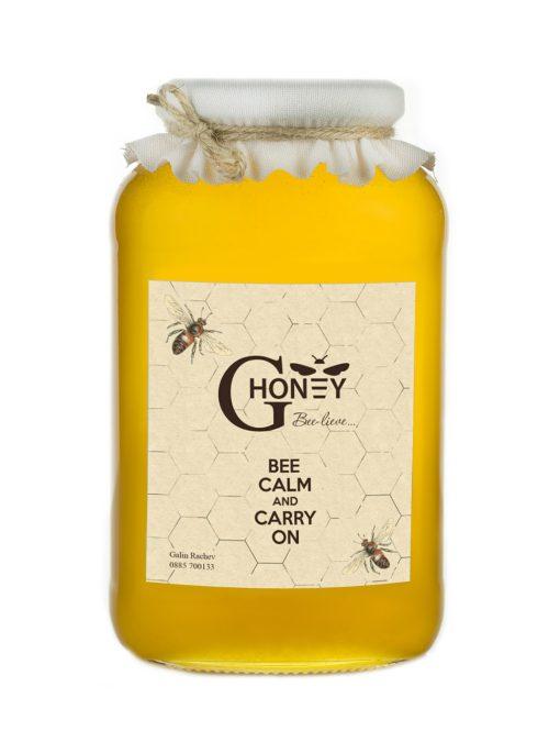 Пчелен мед от слънчоглед