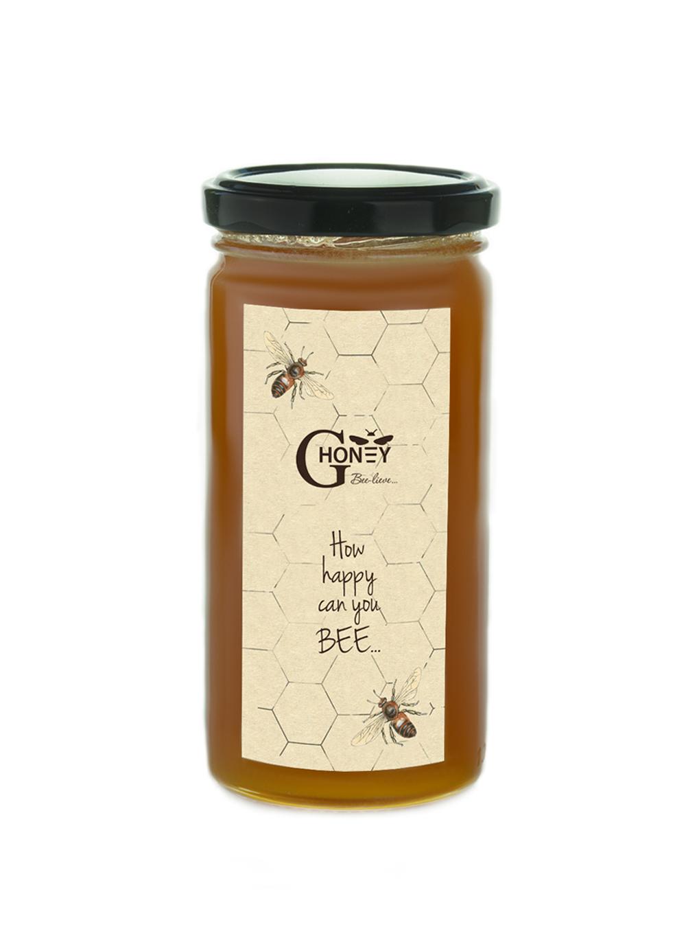 Полифлорен пчелен мед