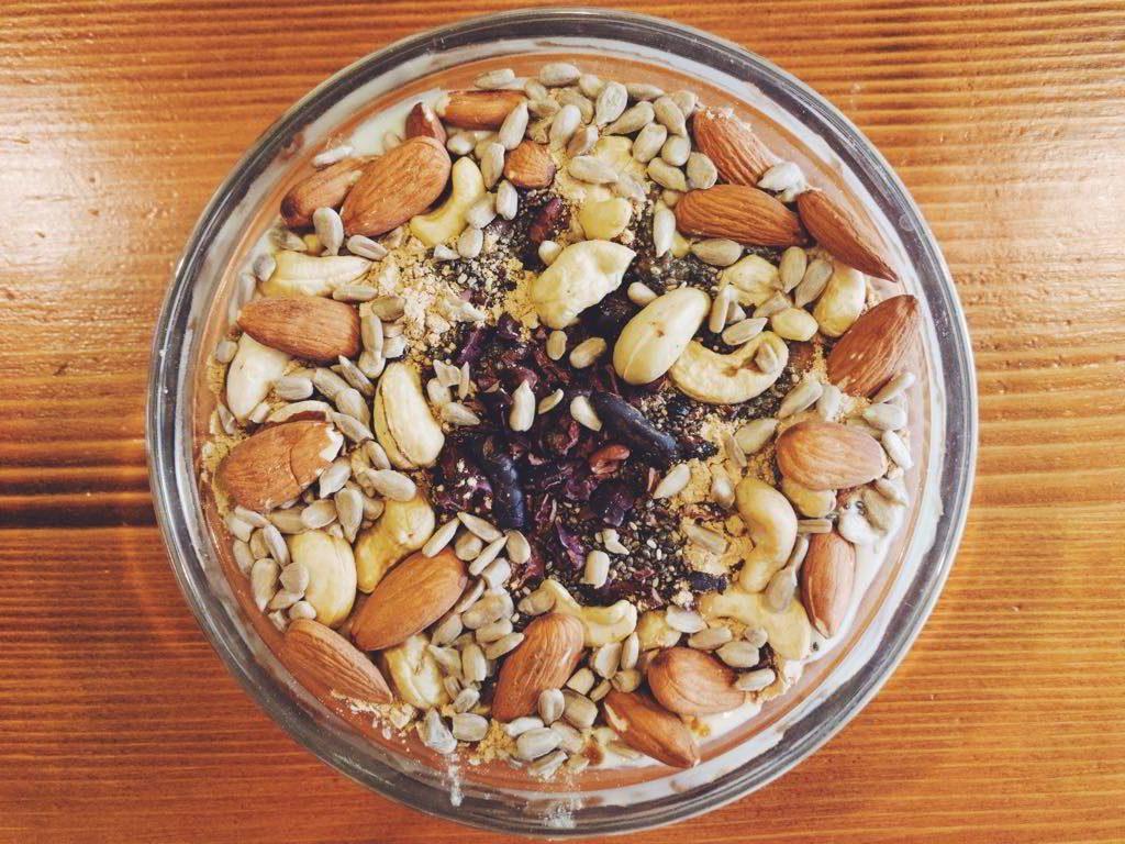 пробиотична закуска с мед