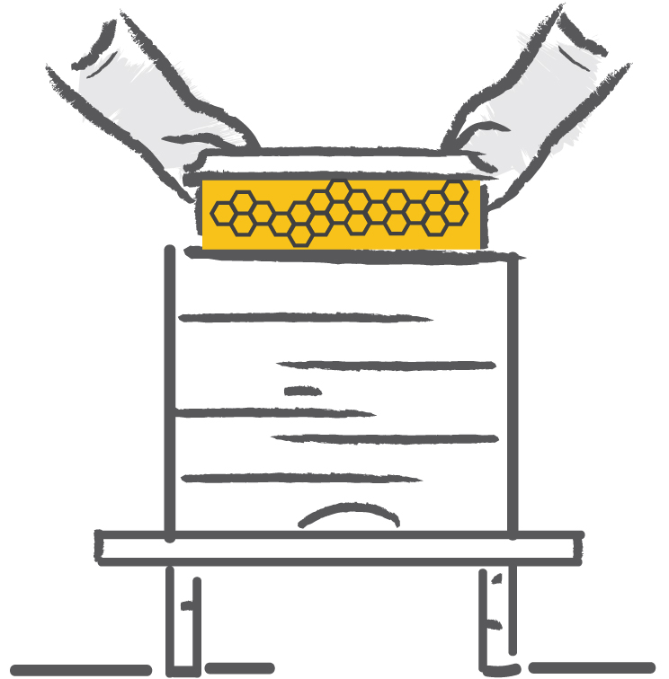 Пчелни суперхрани и натурална козметика