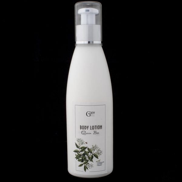 GHoney Body Lotion wth wheat germ oil, raw honey and vitamin E