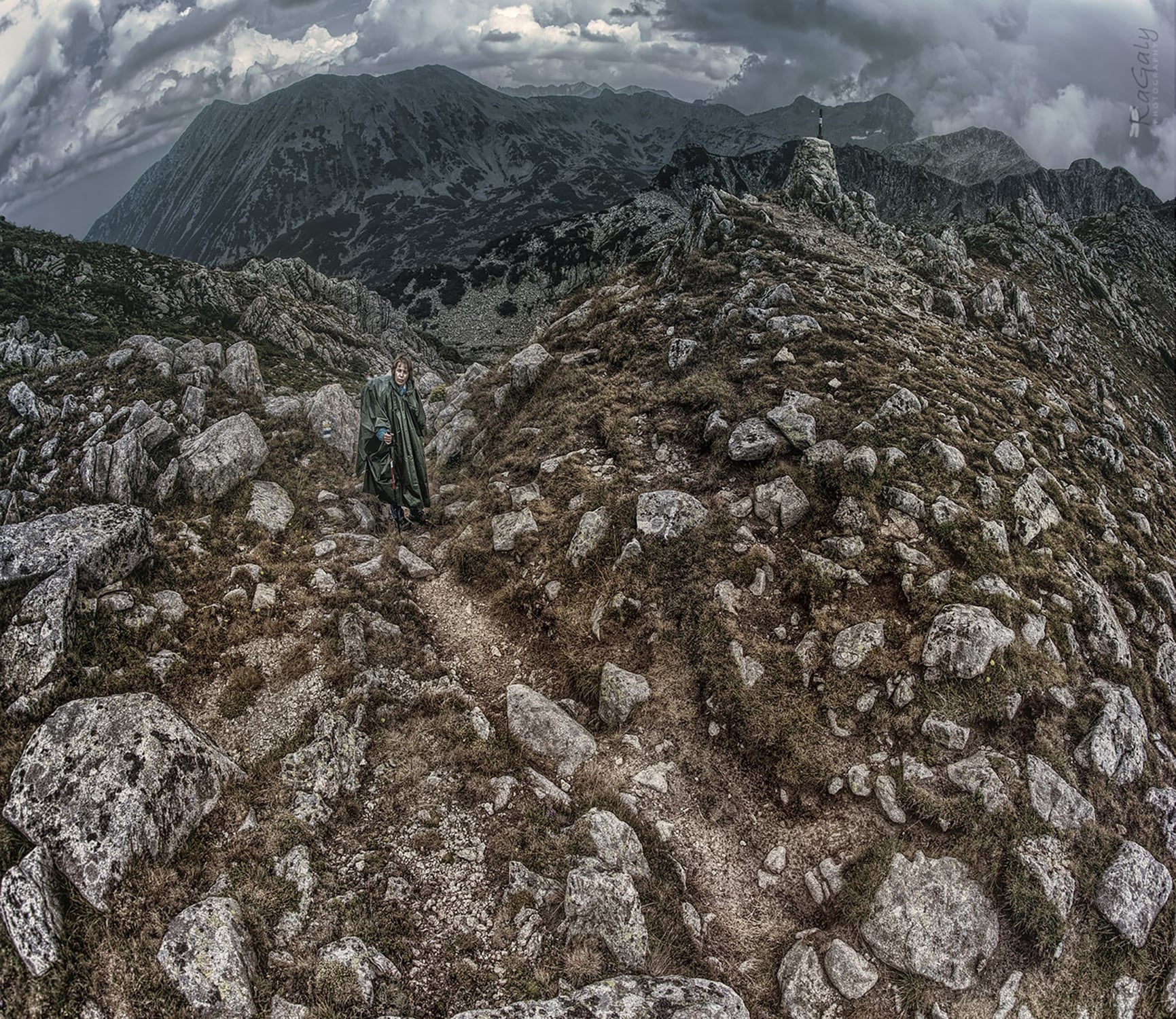 Pirin landscape photography