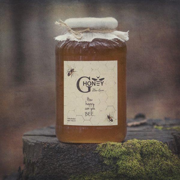 Raw Lavender Honey GHoney
