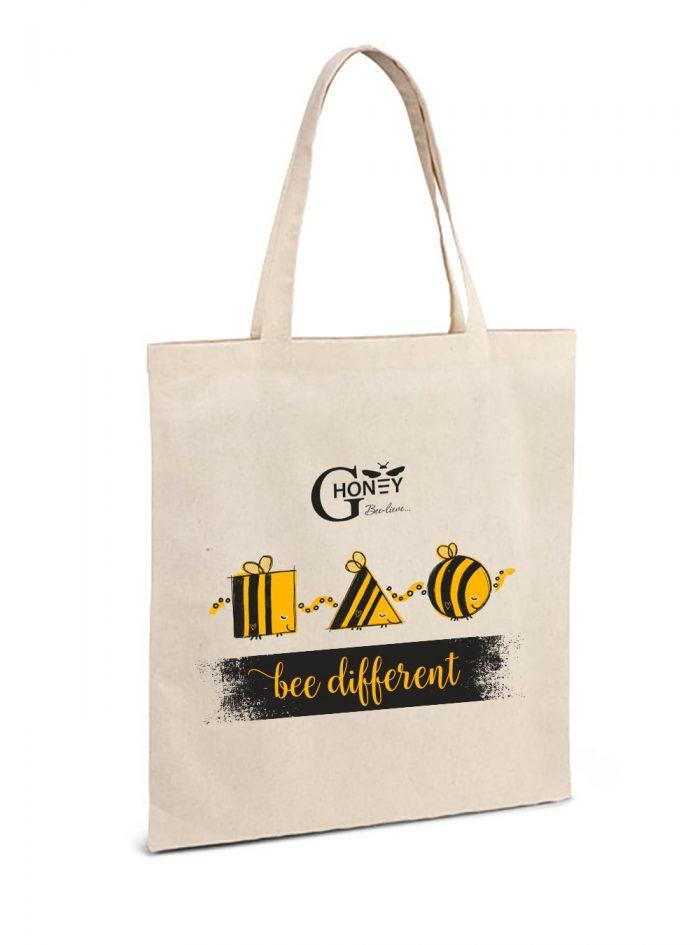 Памучна чанта за пазаруване GHoney